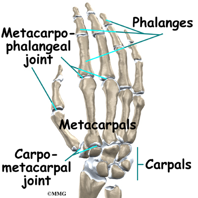 Finger+joint+arthritis