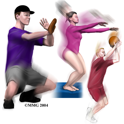 how to avoid jumpers knee